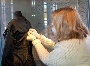 Brautkleid mit Frau Selm