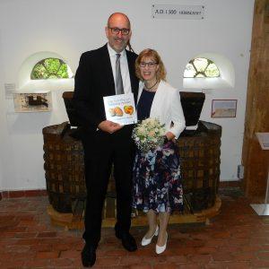 Hochzeit und Gewinner