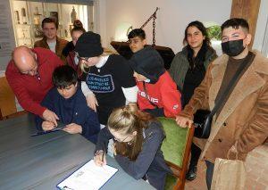 Klasse aus Hannover