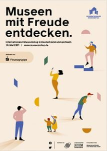 Plakat Internationaler Museumstag