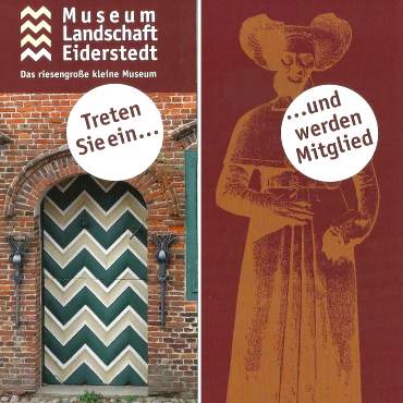 Tür Museum und Graue Frau